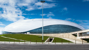 Bolshoy Ice Dome Дворец спорта Большой